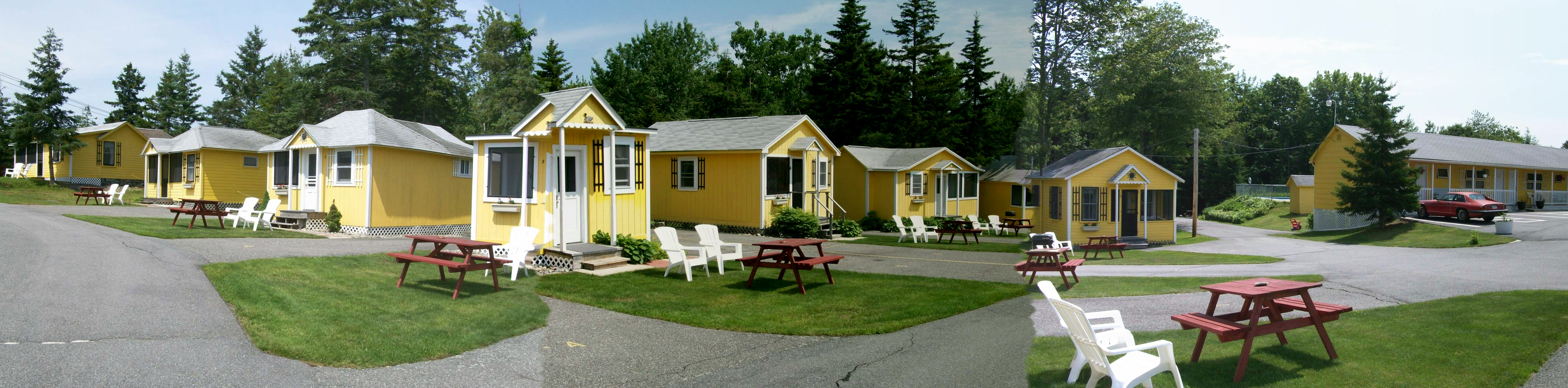 Bar harbor maine cottages motel vacation reservations for Cottage builders near me